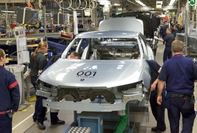 Saab angajeaza 500 de muncitori