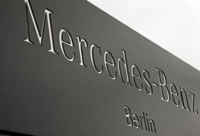 Mercedes va produce motoare electrice la Berlin