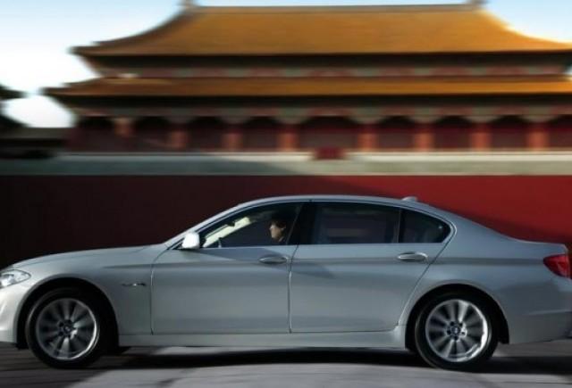 OFICIAL: BMW Seria 5 cu ampatament marit