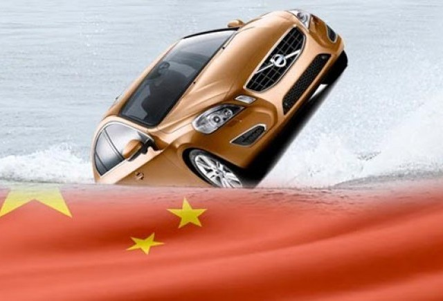 Geely vrea fabrica Volvo in China