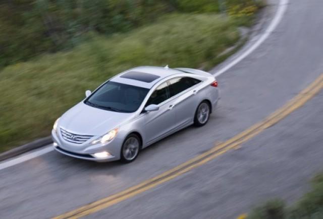 Noul Hyundai Sonata Turbo 2.0 a fost lansat la New York