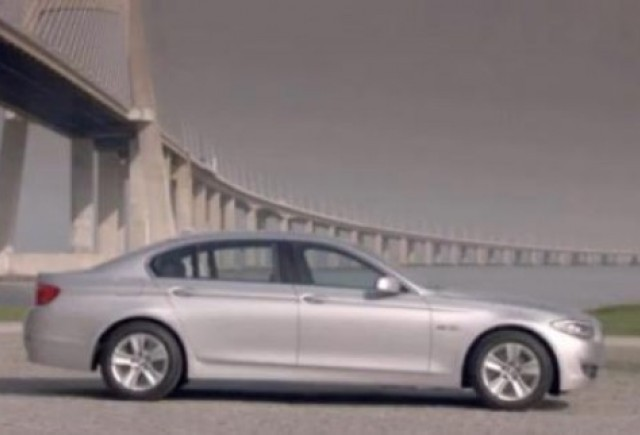 VIDEO: Noul BMW Seria 5 cu ampatament marit