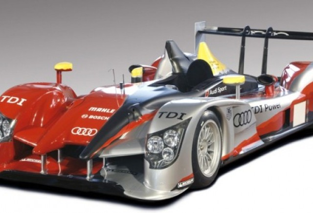 Iata noul Audi R15 TDI!