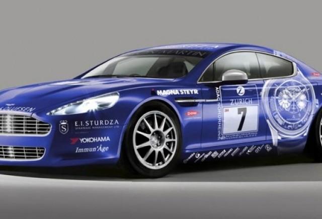 Aston Martin Rapide Nurburgring