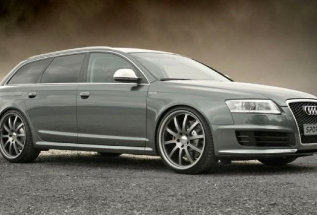 Audi RS6, tuning pana la 700 CP