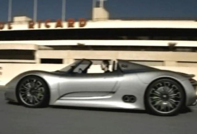 VIDEO: Porsche prezinta sistemul Intelligent Performance