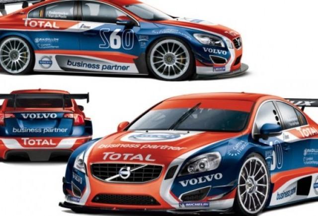 Volvo a pregatit o versiune S60 de curse
