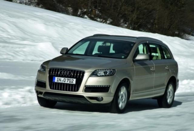 Audi ofera trei motorizari V6 noi pe noul Audi Q7