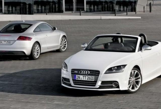 Iata noul Audi TT facelift!