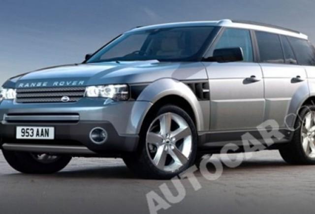Noul Range Rover va fi mai luxos si va avea un consum de 6 litri/100 km
