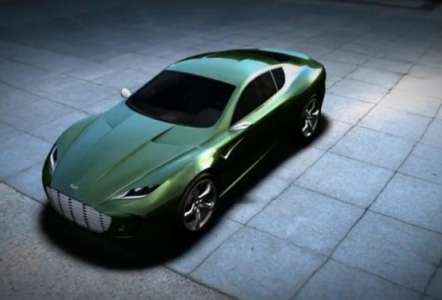 VIDEO: Conceptul Aston Martin Gauntlet