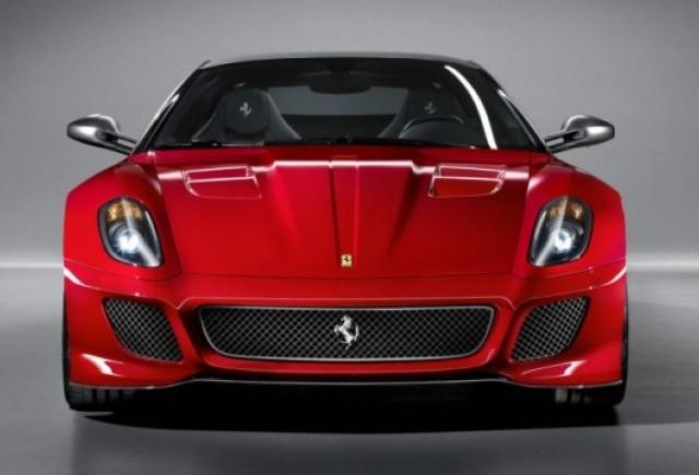 OFICIAL: Noul Ferrari 599 GTO