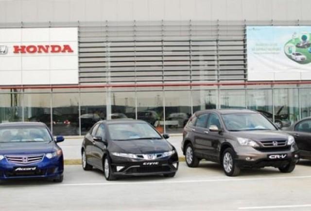 Honda se extinde in Romania