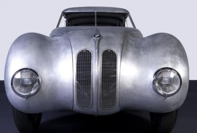 BMW va prezenta conceptul 328 Mille Miglia Coupe