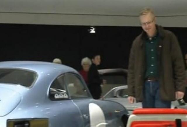 VIDEO: O vizita la Muzeul Porsche
