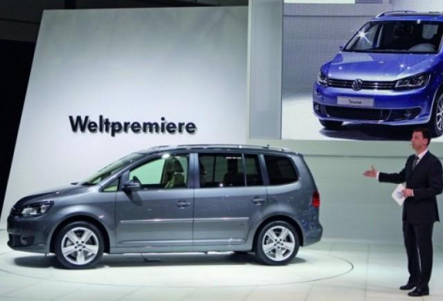 OFICIAL: Noul Volkswagen Touran