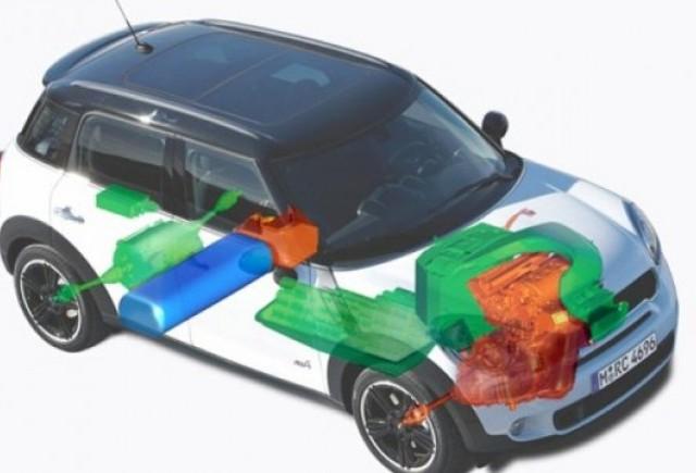 BMW prezinta noul sistem hibrid pe baza de hidrogen