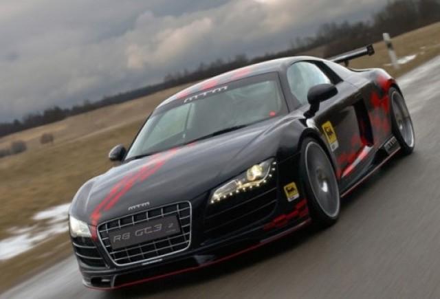 MTM realizeaza primul Audi R8 cu tractiune spate
