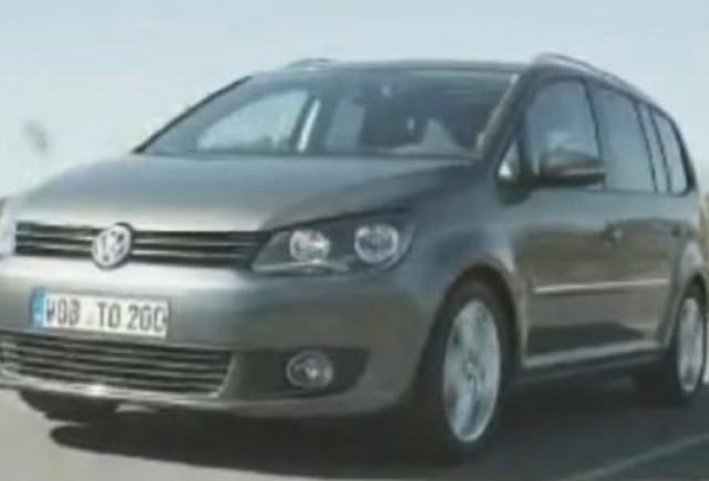 VIDEO: Noul Volkswagen Touran prezentat din toate unghiurile