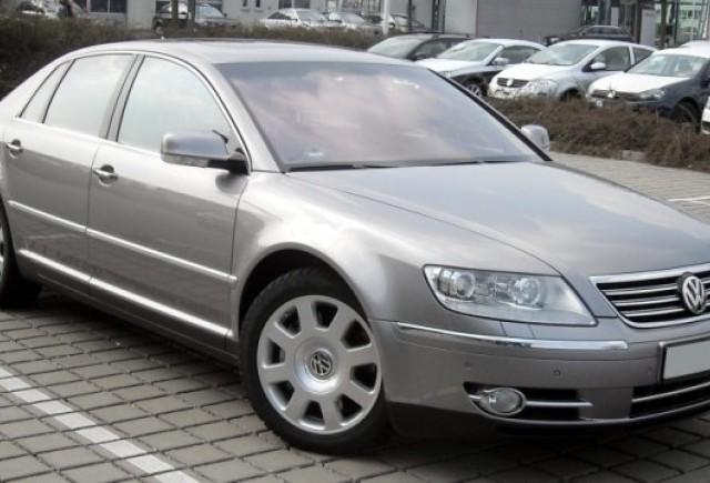 Detalii despre noul Volkswagen Phaeton