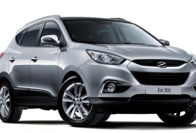 Hyundai ix35, 33.000 de comenzi in prima luna de comercializare