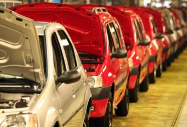 Dacia mareste cadenta de productie