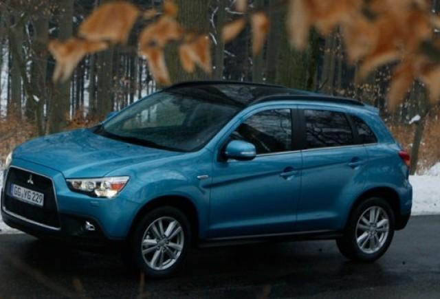 Noul Mitsubishi ASX, de la 15.900 euro cu TVA