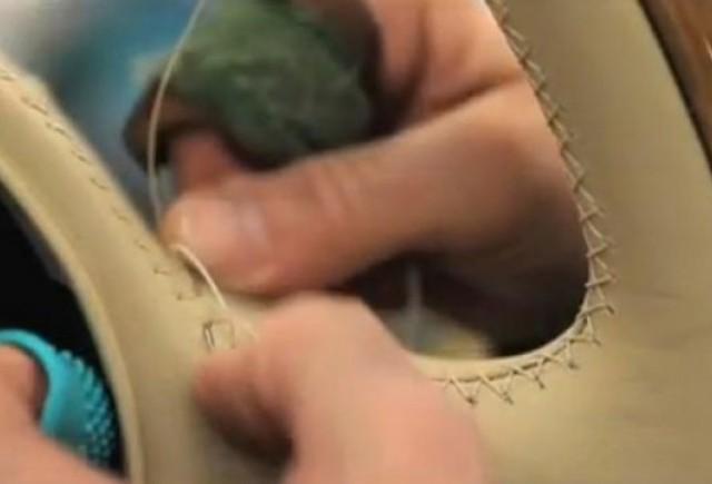 VIDEO: Bentley prezinta cum este realizat interiorul noului Bentley Mulsanne