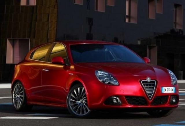 Alfa Romeo Giulietta intra pe piata europeana