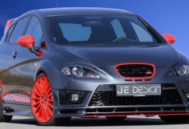 JE Design realizeaza un Seat Leon Cupra R de 330 CP