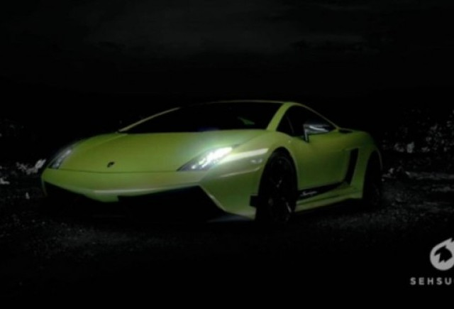 VIDEO:Lamborghini prezinta istoria fibrei de carbon