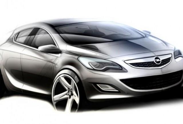 Opel va prezenta Astra GSi la Paris