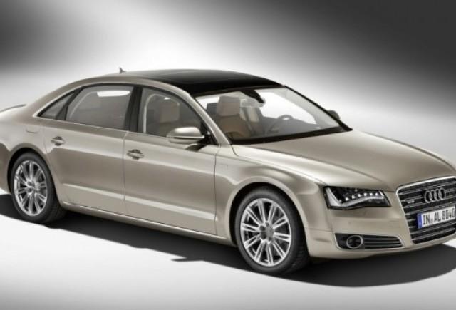 Audi va lansa la Beijing noul Audi A8 L