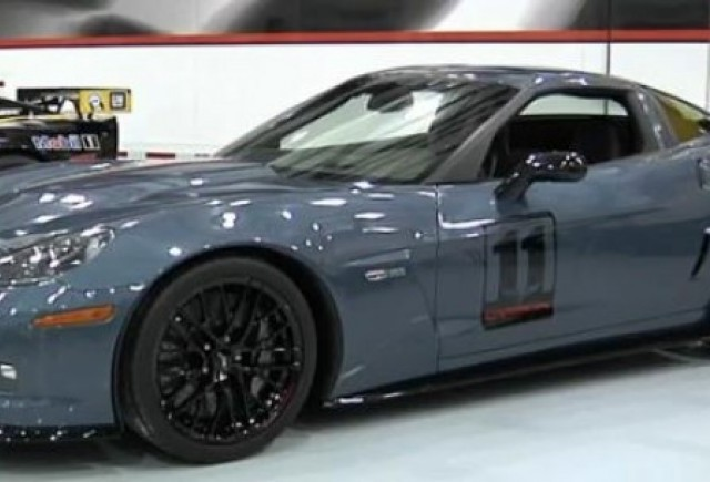 VIDEO: Corvette ZO6 Carbon