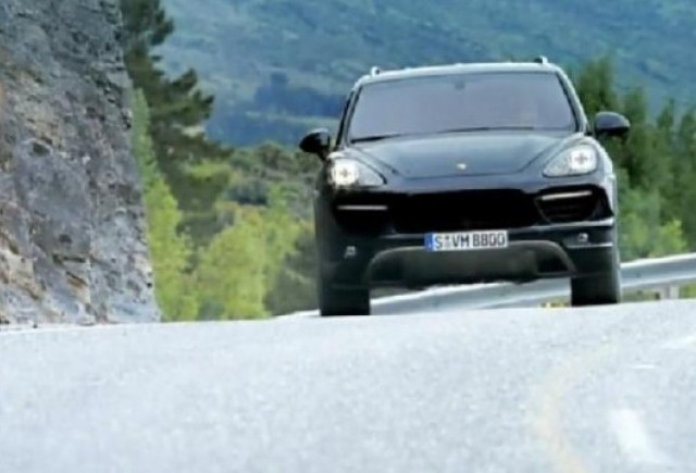 VIDEO: Promo Porsche Cayenne