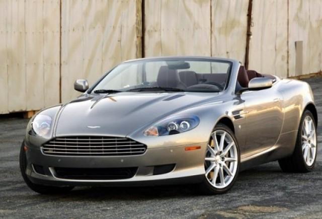 Aston Martin DB9, masina preferta a britanicilor din ultimii 25 de ani
