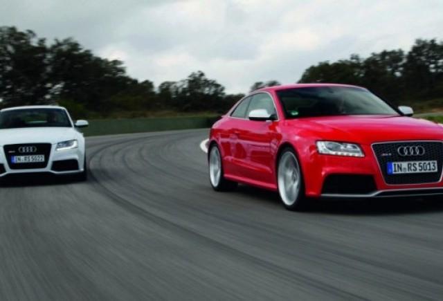 FOTO: 50 de imagini cu noul Audi RS5
