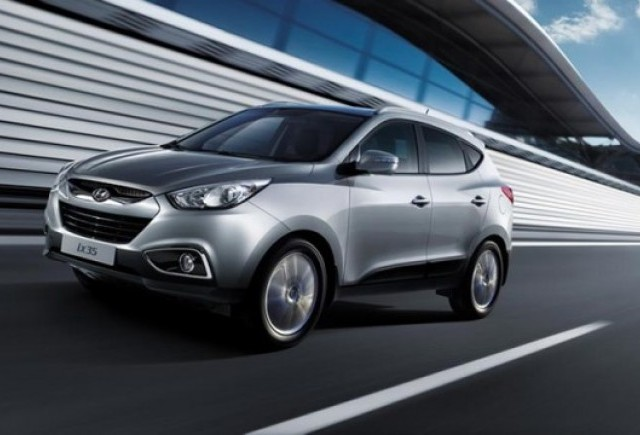 Noul Hyundai ix35, disponibil si in Romania