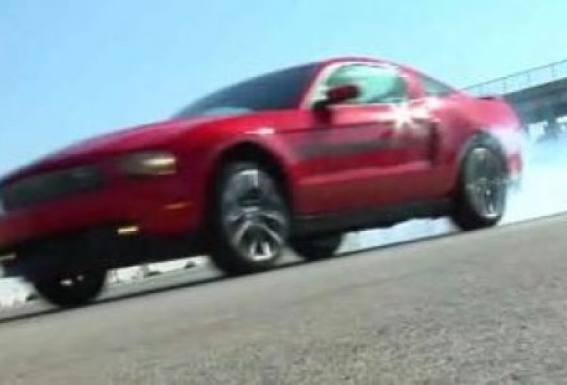 VIDEO: Confruntare intre cele mai tari muscle-car-uri