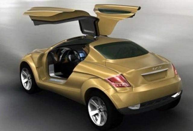 Concepte chinezesti la Salonul Auto de la Beijing