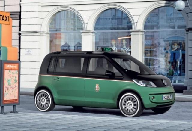 Volkswagen prezinta Milano Taxi