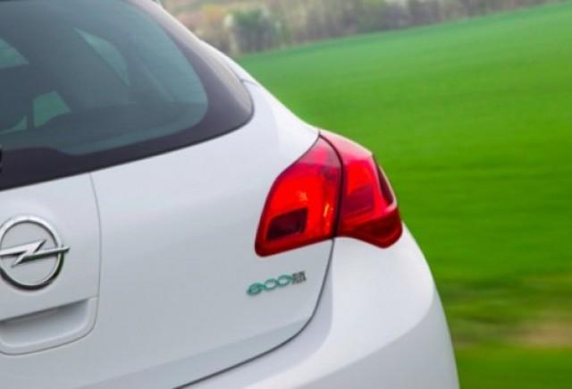 Detalii despre noul Opel Astra EcoFlex