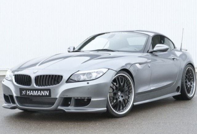 BMW Z4 roadster tunat de Hamann