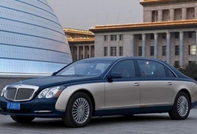Maybach prezinta versiunile facelift ale modelelor 57 si 62