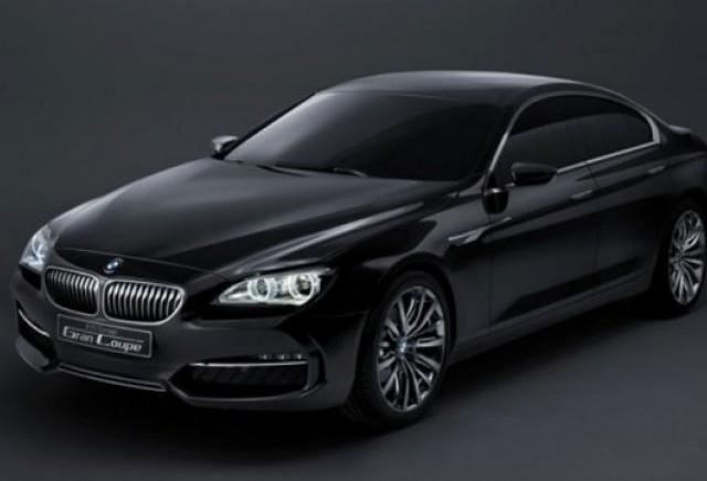Iata conceptul BMW Gran Coupe!