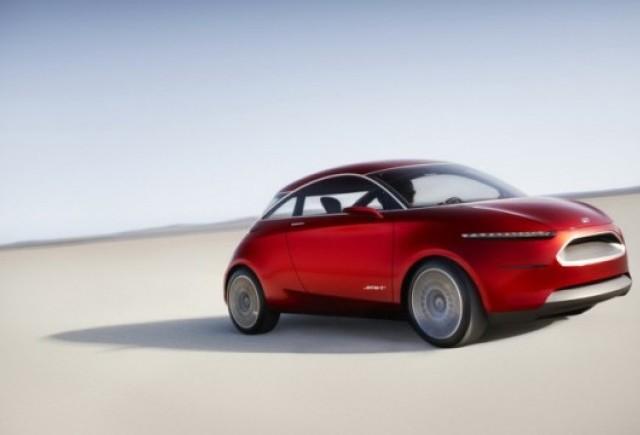 Ford a prezentat noul concept Ford Start