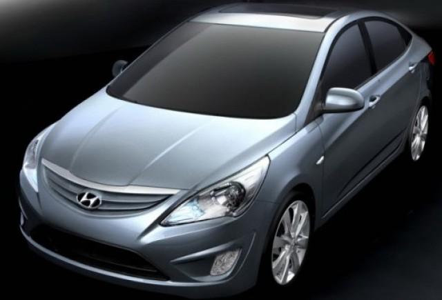 OFICIAL: Iata noul Hyundai Accent!