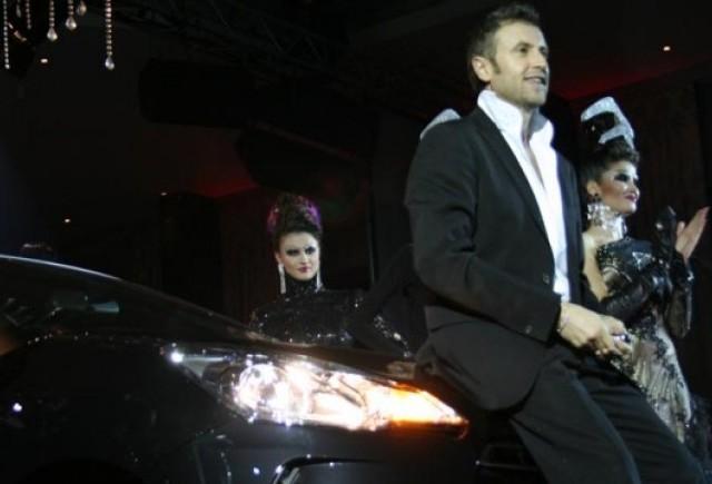 Citroen DS3, lansat de vedete in Romania