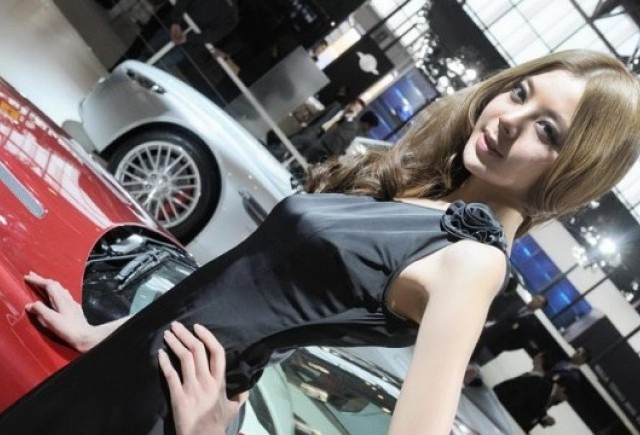 Galerie Foto: Frumusetile Chinei la Salonul Auto de la Beijing