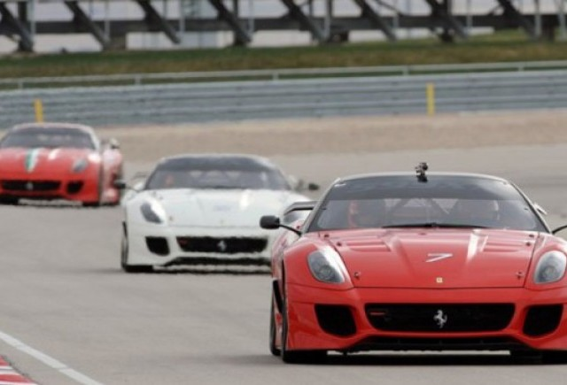 Ferrari a declarat ca 20% din clientii chinezi sunt femei
